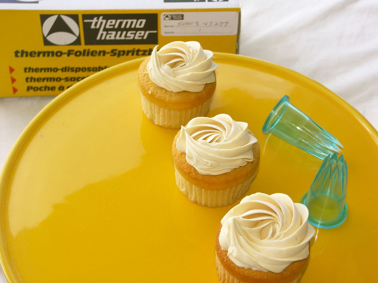 how to make burnt orange buttercream