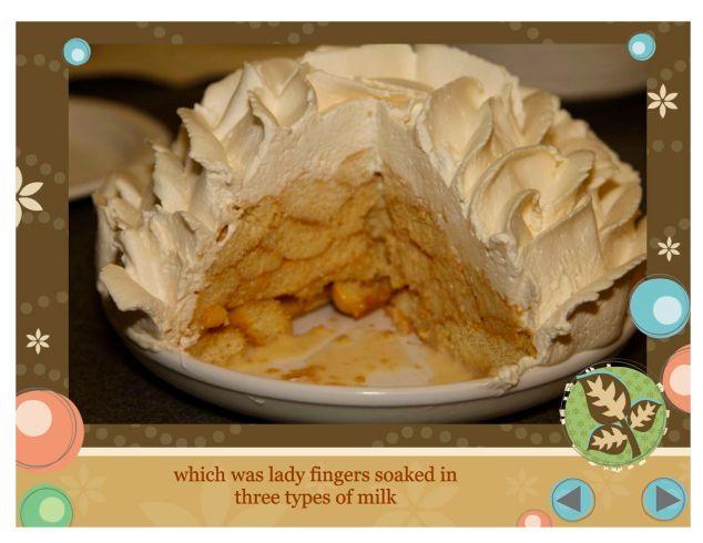 Torta De Las Tres Leches Page 211