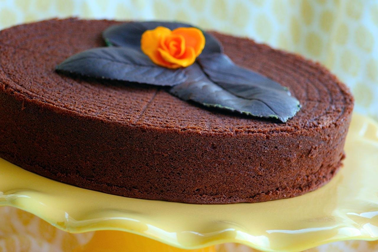 Rose Levy Beranbaum Chocolate Domingo Cake