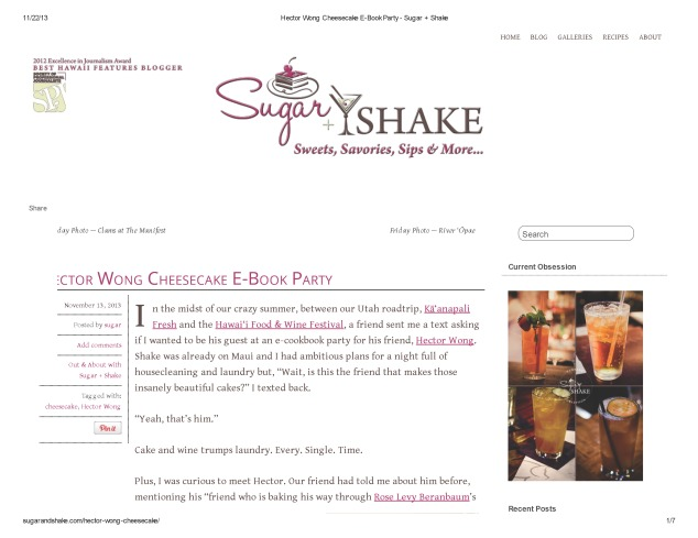 Sugar and Shake -review by Dawn_Page_1
